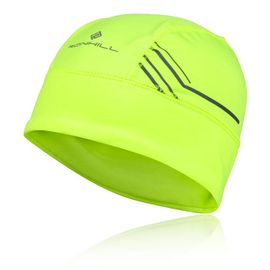 Ronhill Femme Sports Running Réfléchissant Bonnet et Gant Set Noir Vert