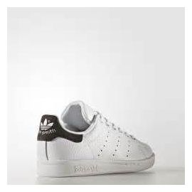 chaussures de sport 71c6f 9dfb6 Baskets Adidas STAN SMITH HOMME FEMME BLANC NOIR   Rakuten