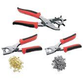 Set De Pinces Perforatrices Powerfix