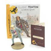 Collection officielle figurine Tintin Moulinsart 97 Le Caporal Diaz