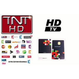 Carte Tntsat V6 Hd Cable Satellite Tnt Rakuten