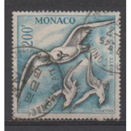 MOnaco 1956: Timbre N° 67 de la poste aérienne.