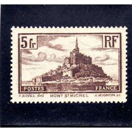 Timbre neuf* de France n° 260 ref FR5269