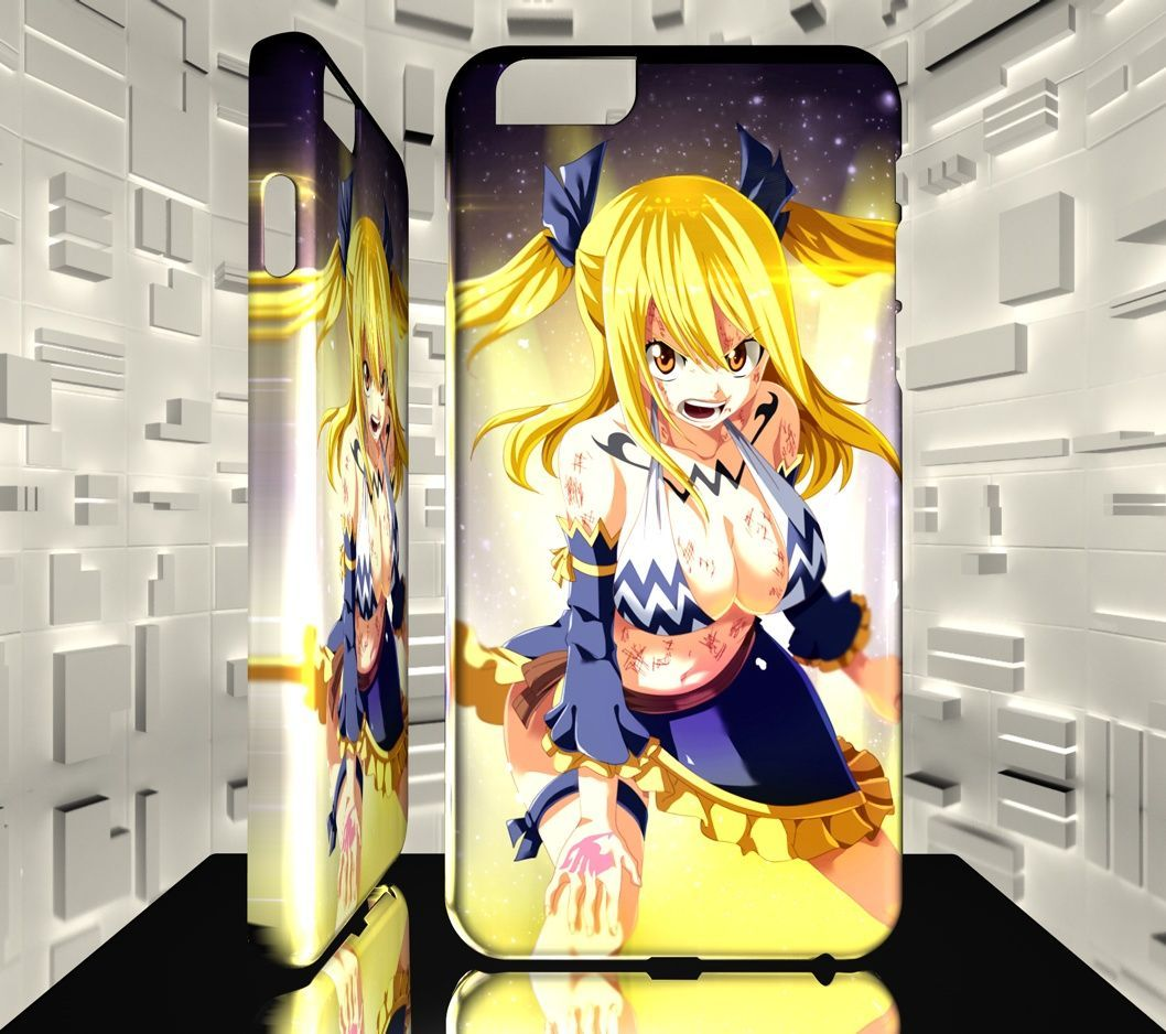 coque iphone 8 fairy tail girl