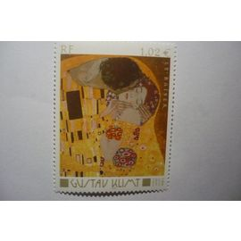 n°3461 série artistique,Gustav Klimt N**