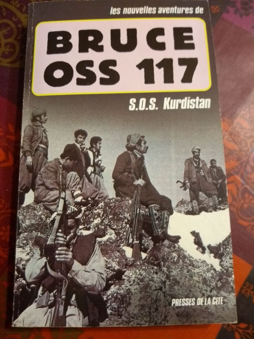 Sos kurdistan (oss 117)