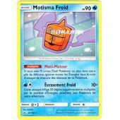 Carte Pokemon MOTISMA FROID 41//156 Rare REVERSE Soleil et Lune 5 SL5 FR NEUF