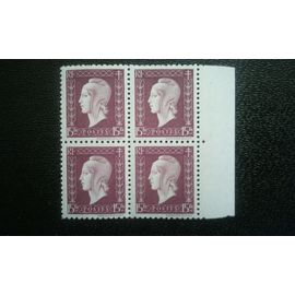 TIMBRE FRANCE ( YT 699 ) 1945 Marianne type Dulac