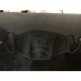 masque anti poussiere tete de mort