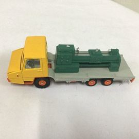 Dinky Toys 569P Berliet Stradair Porte Outils Jaune 1:43
