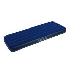 Matelas Gonflable 1 Personne Intex Downy Classic Rakuten