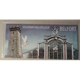Bloc Souvenir Philatélique Belfort 2013 Neuf sous blister