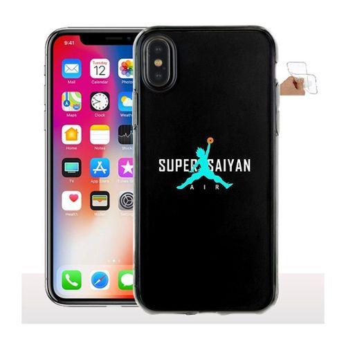 coque iphone 12 super saiyan