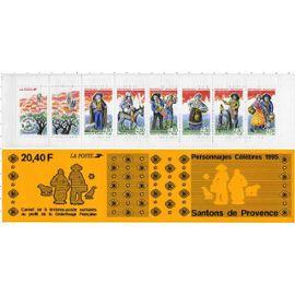 Timbres santons de Provence 1995