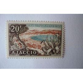 n°981- la baie d'Ajaccio (Corse) N**