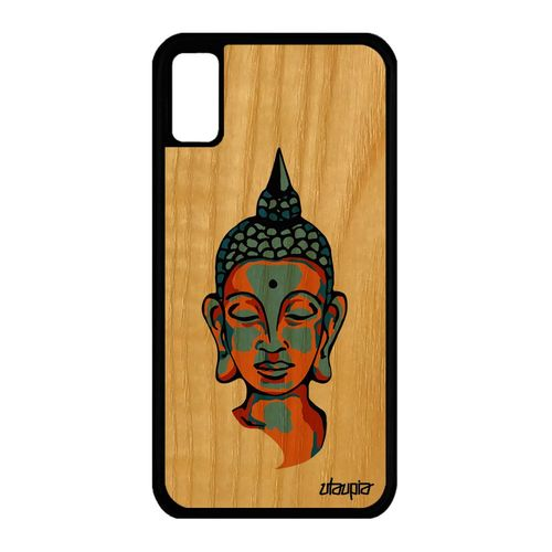 coque iphone 12 bouddha