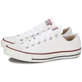 Converse Chuck Taylor All Star Low Blanche Tennis Femme