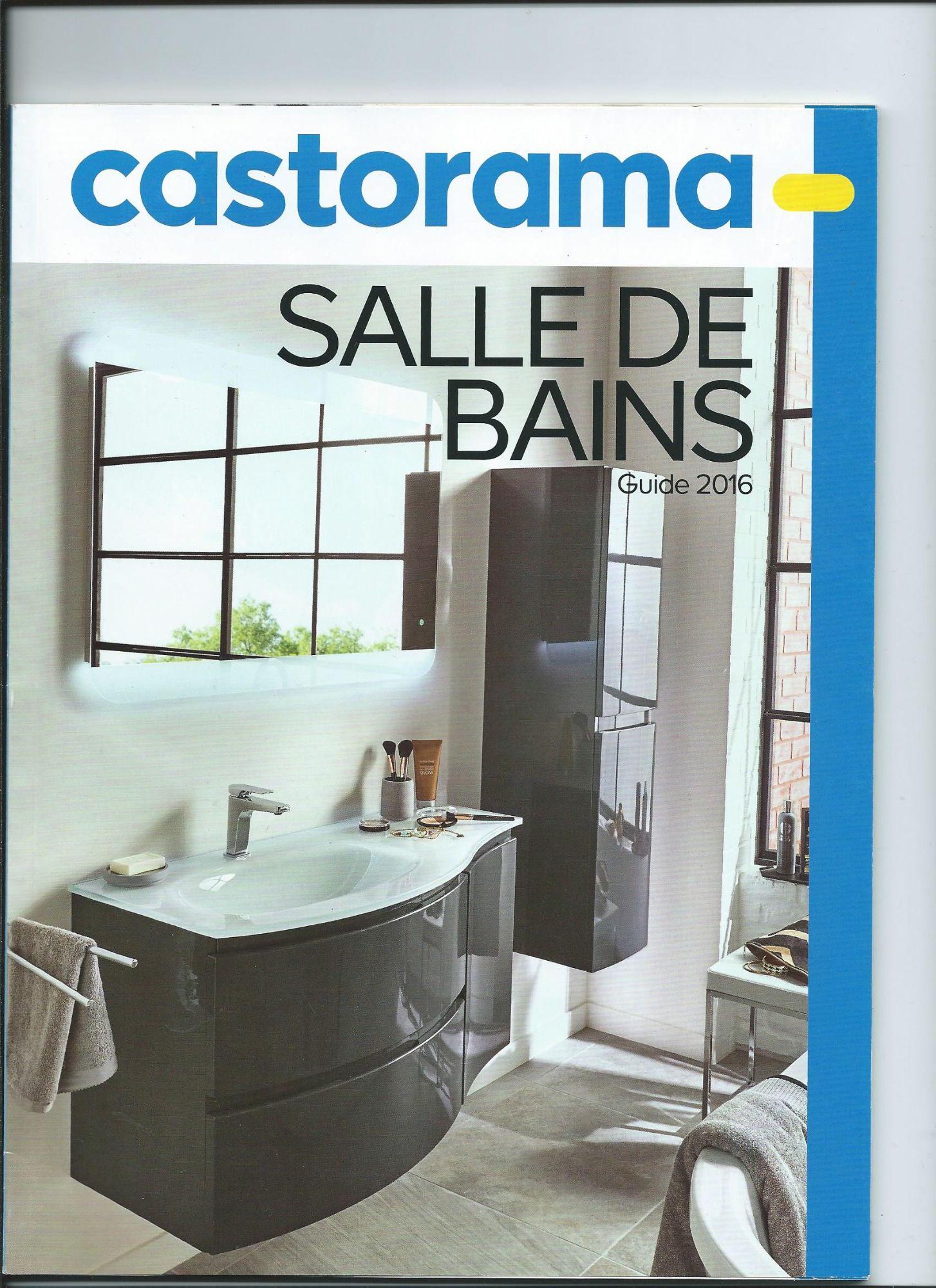 Catalogue Castorama Salle De Bains Guide 2016 Rakuten