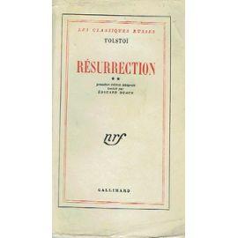 Résurrection tome II - Tolstoi Leon