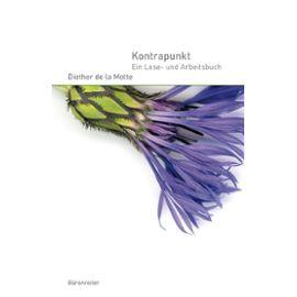 Kontrapunkt / - Diether De La Motte