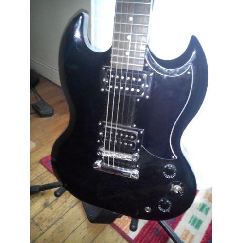 coque iphone 8 guitare electrique gibson