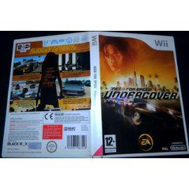 Lot - Need For Speed - Undercover - NFS - sur Nintendo Wii + 1 Jeu PC Neuf  (Voir Photos)