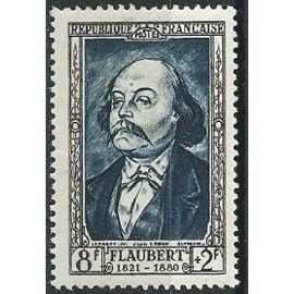 Gustave Flaubert écrivain avec trace de charnière* n° 930