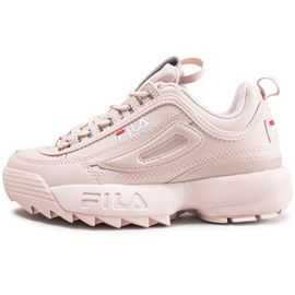 meilleur authentique efd61 b34a3 Fila Disruptor 2 Rose Baskets/Streetwear Femme