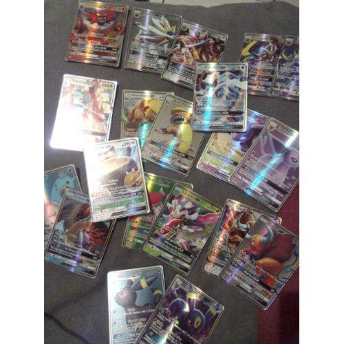 Carte Pokemon Gx Ultra Rare Objets A Collectionner Rakuten