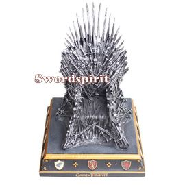 Replique Du Trone De Fer Game Of Thrones Serre Livres