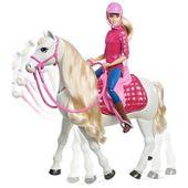 Barbie /& cheval dhb68 Nouveau//Neuf dans sa boîte Poupée