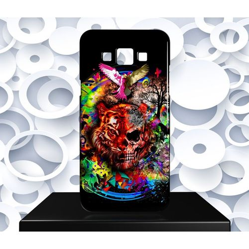 Coque Samsung Galaxy Grand Prime Collection Design Skull Tete De Mort 059