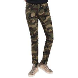 50% de réduction Pré-commander chaussures authentiques Pantalon Cargo Femme Camouflage Stretch Slim Fit Casual Pantalon Extérieur  Style Militaire