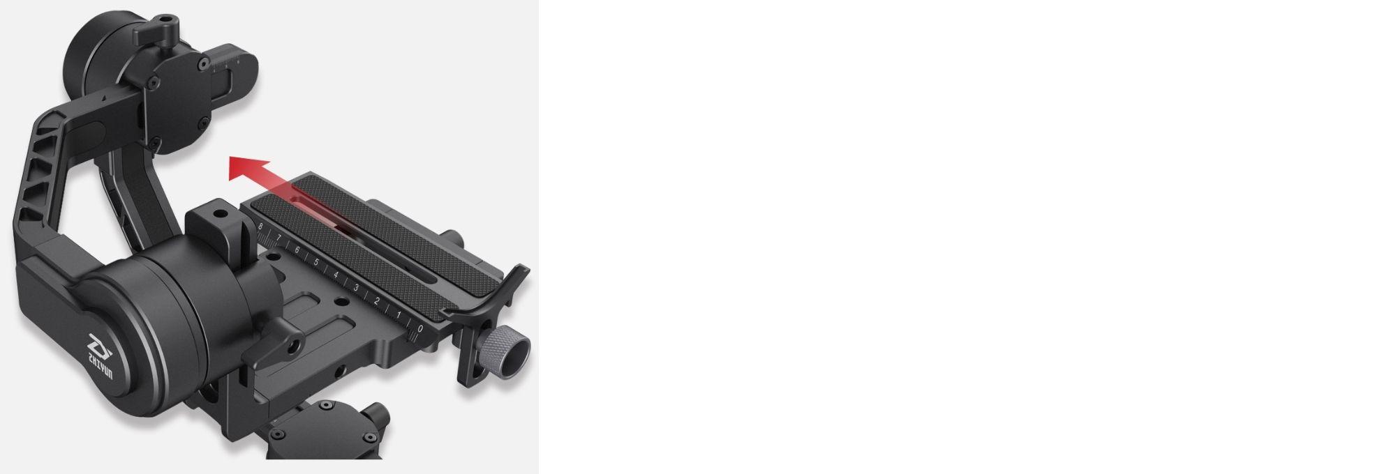 Zhiyun Crane 2 Handheld 3-Axis Gimbal with Follow Focus_image_7|Rakuten