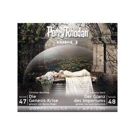 Perry Rhodan NEO 47 - 48 Die Genesis-Krise - Der Glanz des Imperiums - Christian Montillon