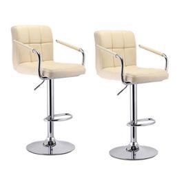 chaise de bar pivotant