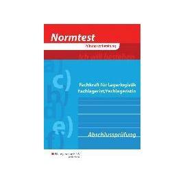 Normtest Fachkraft Lagerlogistik Fachlagerist/Fachlageristin - Collectif