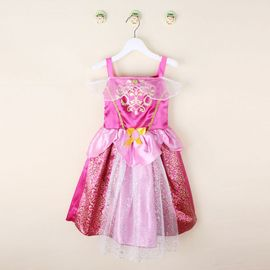 3 10 Ans Enfant Fille Robe De Princesse Tenue De Déguisement Cadeau Pour Fille