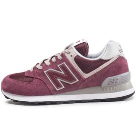Balance New Basketsrétro Wl574er Bordeaux Running Femme fb6Y7gvy