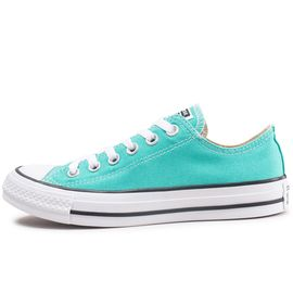 Converse Chuck Taylor All Star Low Bleu Turquoise Baskets ...