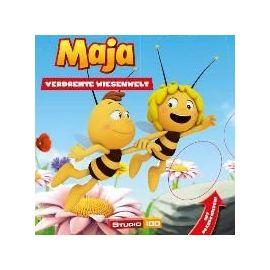 Die Biene Maja - Activitybuch mit Drehscheiben - Verdrehte Wiesenwelt