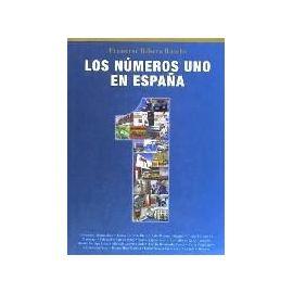 Ribera Raichs, F: Números uno en España - Francesc Ribera Raichs