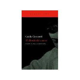 El silencio del cuerpo - Guido Ceronetti