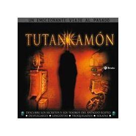 La tumba de Tutankamón : descubre los secretos y los tesoros del Antiguo Egipto - Jen Green