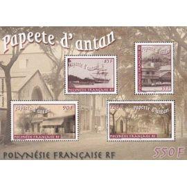 POLYNESIE FRANCAISE 2003- BLOC N° 29 - PAPEETE D