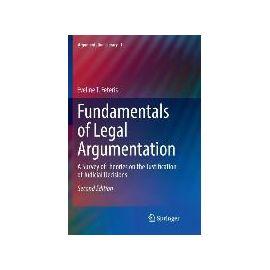 Fundamentals of Legal Argumentation - Eveline T. Feteris