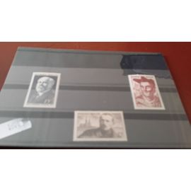 Timbres neufs