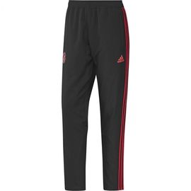 Pantalon De Football Adidas Performance Manchester United Downtime Cw7633
