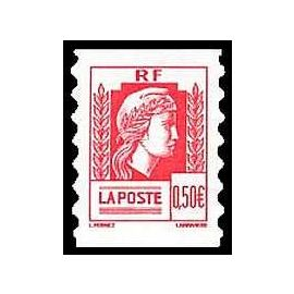 France 2004, Très Bel Exemplaire Neuf** Luxe Yvert Aa 43, 60ème Anniversaire De La Marianne D