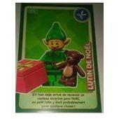 De Lego N° Noël Carte Lutin Auchan 18 Nw8mn0